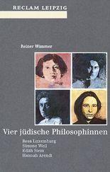 Vier jüdische Philosophinnen