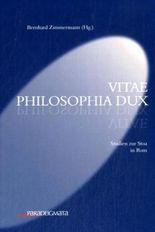 vitae philosophia dux
