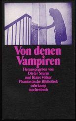 Von den Vampiren oder Menschensaugern