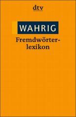 Wahrig Fremdworterlexikon/ Word Lexicon