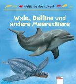 Wale, Delfine und andere Meerestiere