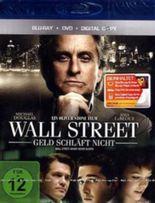 Wall Street - Geld schläft nicht, 1 Blu-ray + DVD + Digital Copy