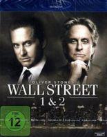 Wall Street - Teil 1+2 , 2 Blu-rays