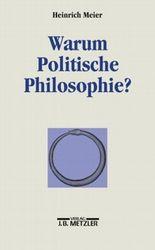 Warum Politische Philosophie?
