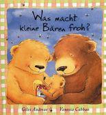 Was macht kleine Bären froh?