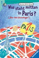 Was steht mitten in Paris?