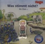 Was stimmt nicht? Im Zoo