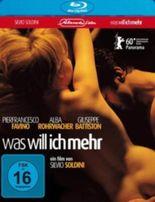 Was will ich mehr, 1 Blu-ray