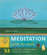 Week by Week Meditation