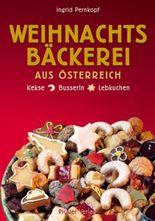 Weihnachstbäckerei aus Österreich