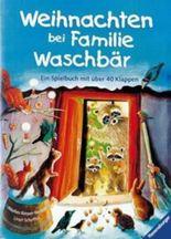 Weihnachten bei Familie Waschbär