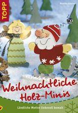 Weihnachtliche Holz-Minis