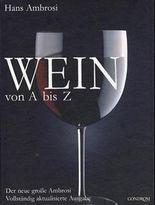 Wein von A - Z