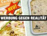 Werbung gegen Realität