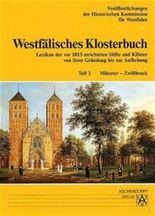 Westfälisches Klosterbuch. Lexikon der vor 1815 errichteten Stifte und Klöster von ihrer Gründung bis zur Aufhebung / Münster-Zwillbrock