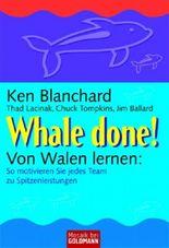 Whale done! - Von Walen lernen