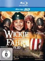 Wickie auf großer Fahrt 3D, 1 Blu-ray