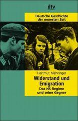 Widerstand und Emigration