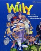 Willy und die somnambule Pekinesenkatze