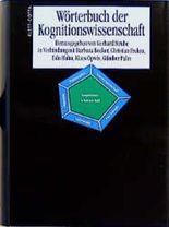 Wörterbuch der Kognitionswissenschaft
