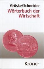 Wörterbuch der Wirtschaft