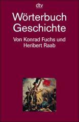 Wörterbuch Geschichte