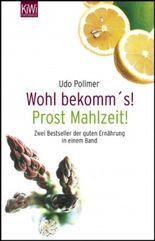Wohl bekomm's! /Prost Mahlzeit!