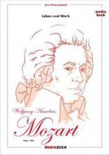 Wolfgang Amadeus Mozart, m. Audio-CD