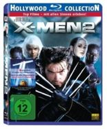 X-Men 2, 1 Blu-ray