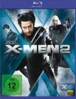 X-Men 2, 2 Blu-rays