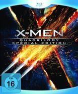 X-Men Quadrilogy, Special Edition, 8 Blu-rays