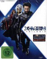 X-Men Trilogie, 3 Blu-rays