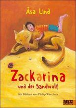 Zackarina und der Sandwolf - Band 1