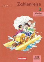 Zahlenreise. Allgemeine Ausgabe / Ausgabe B / 3. Schuljahr - Arbeitsheft mit Lernstandsseiten