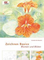 Zeichnen Basics - Blumen und Blüten