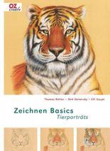 Zeichnen Basics - Tierporträts