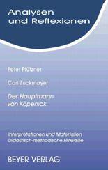 Zuckmayer, Carl - Der Hauptmann von Köpenick