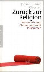 Zurück zur Religion