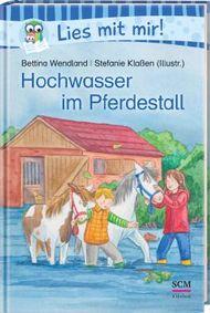 Hochwasser im Pferdestall