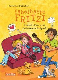 Fabelhafte Fritzi - Rastalocken und Gedankenschnipsel