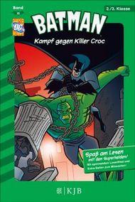 Batman: Kampf gegen Killer Croc