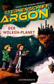 Sternenschiff Argon - Der Wolken-Planet