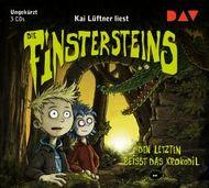Die Finstersteins – Teil 3: Den Letzten beißt das Krokodil!