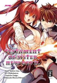 Testament of Sister New Devil 07