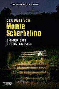 Der Fuß vom Monte Scherbelino
