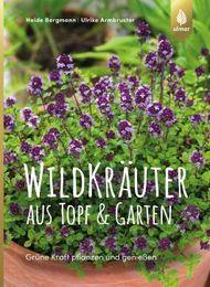 Wildkräuter aus Topf und Garten