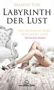 Labyrinth der Lust - Das Geheimnis einer zügellosen Liebe | Erotischer Roman (Leidenschaft, Porno, Pornos, Tabulos, Vulgär)