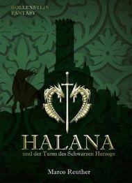 Halana und der Turm des Schwarzen Herzogs