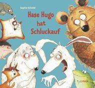 Hase Hugo hat Schluckauf