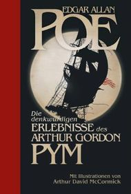 Die denkwürdigen Erlebnisse des Arthur Gordon Pym